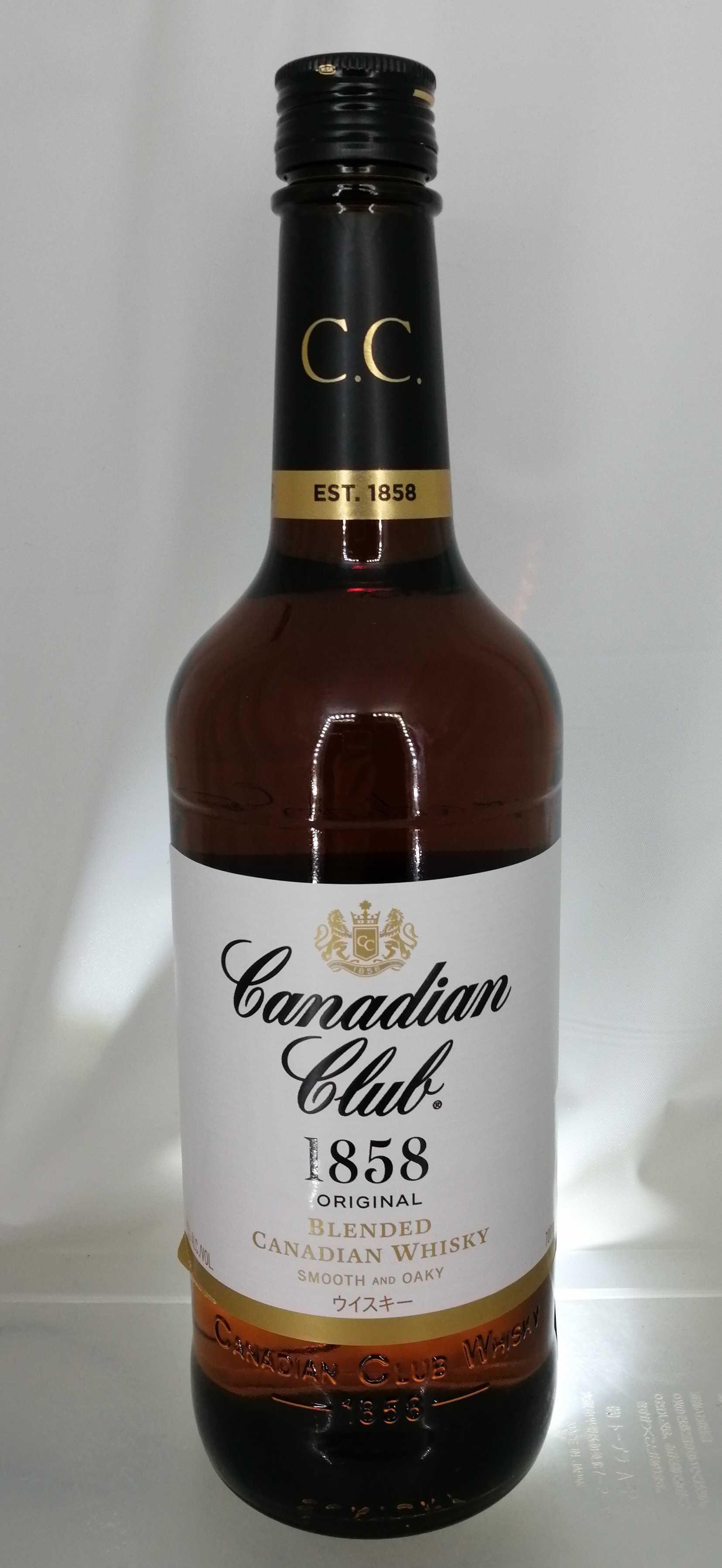 カナディアンクラブ|CANADIAN CLUB