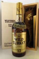 ワイルドターキー 12年 ビヨンド ドュプリケーション|WILD TURKEY