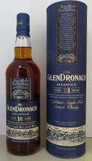 グレンドロナック 18年|Glendronach