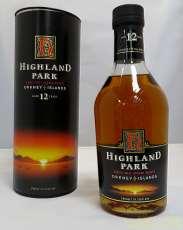 ハイランドパーク旧ボトル12Y|HIGLANDPARK