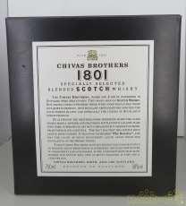 シーバスブラザーズ 1801 リヴォルヴ|CHIVAS BROTHERS
