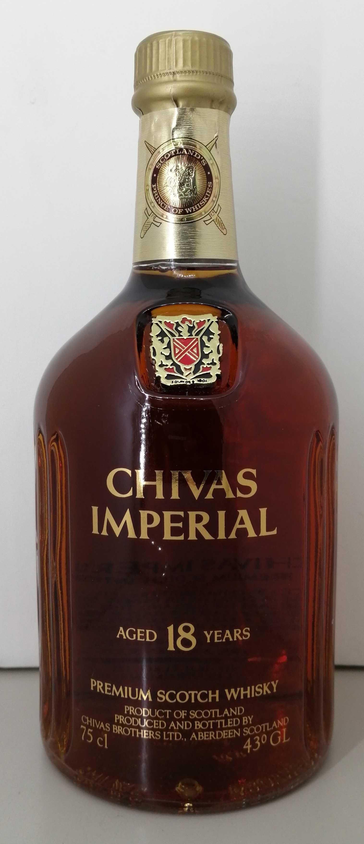 シーバスインペリアル18年 CHIVAS