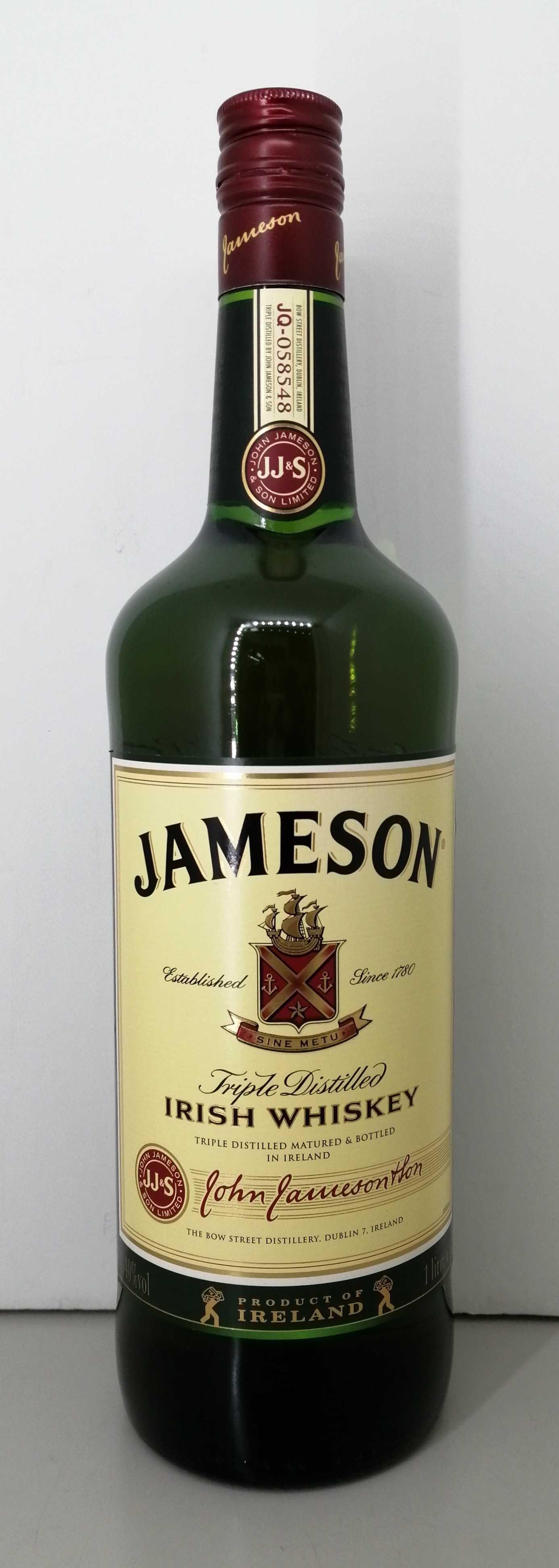 ジェムソン|JAMESON