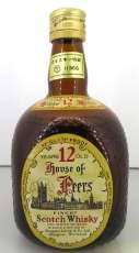 HOUSE OF PEERS/ハウスオブピアーズ 12年 HOUSE OF PEERS