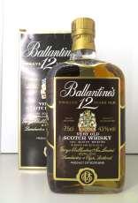 バランタイン 12年|BALLANTINE'S