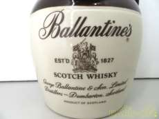 バランタイン ストーンジャグ|BALLANTINE'S