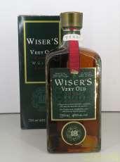 ワイザーズベリーオールド18年|WISERS