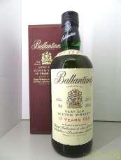 バランタイン 17年 BALLANTINES|Ballantines