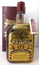 オールドアーガイル12年 Old Argyll