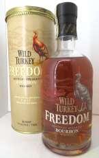 ワイルドターキー フリーダム|WILD TURKEY