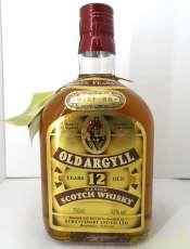 オールド アーガイル 12年 OLD ARGYLL
