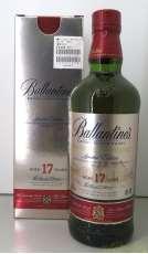 ●バランタイン17年 グレントファー エディション|BALLANTINE