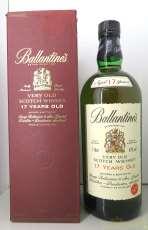 バランタイン17年 1000ML|Ballantines