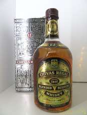 シーバスリーガル 12年 CHIVAS REGAL|Chivas Regal