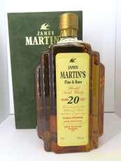 ジェームス マーティン20年|James Martin's