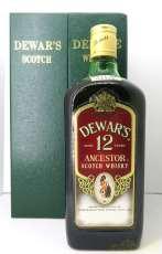 デュワーズアンセスターデラックス12年|Dewar's