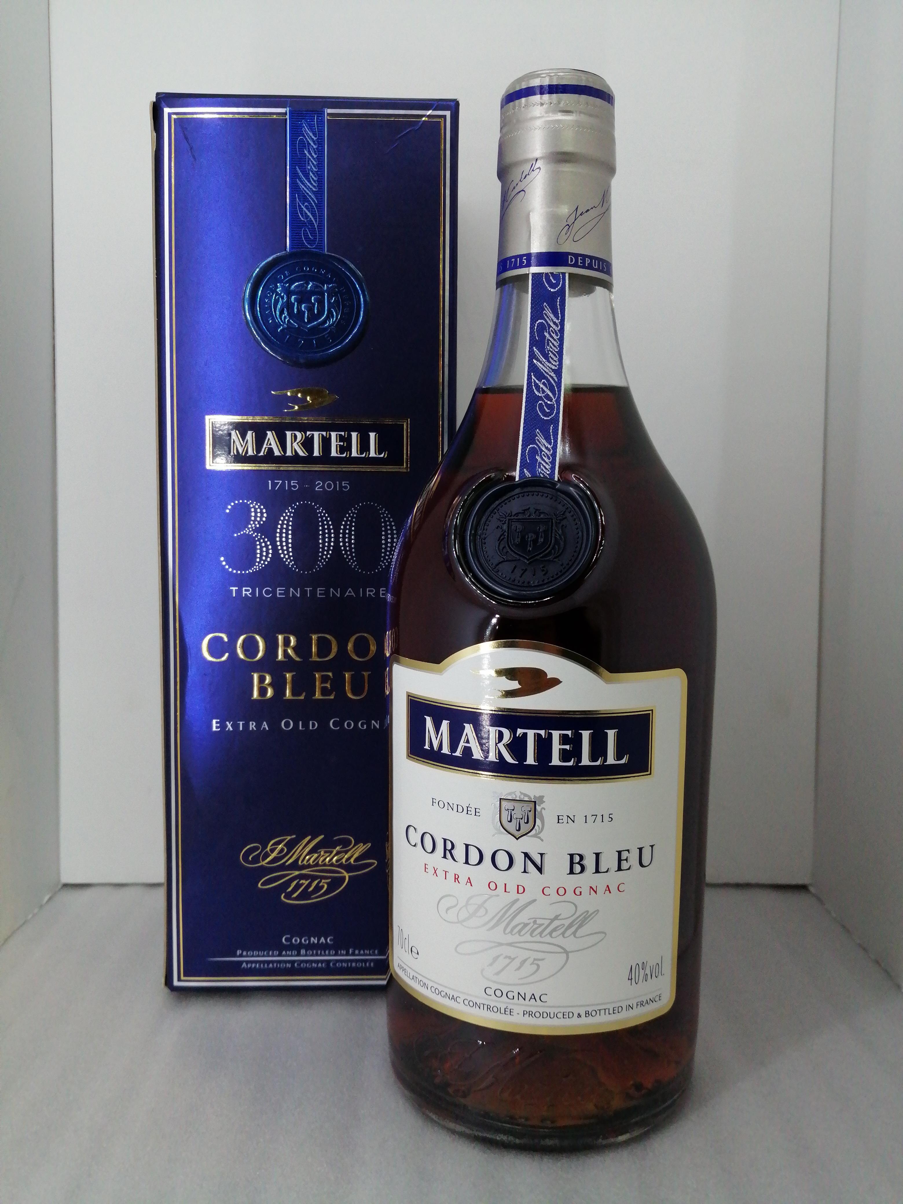 マーテル コルドンブルー|MARTELL