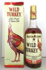 WILD TURKEY/ワイルドターキー 8年|WILD TURKEY