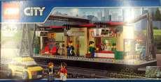 【未開封】LEGO トレインステーション 「レゴ シティ」|LEGO