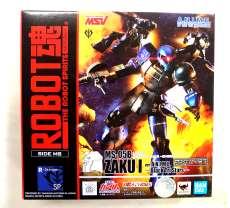 【未開封】ROBOT魂 <SIDE MS> MS-05B|BANDAI