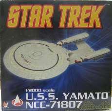 U.S.S.YAMATO NCC-71807 「STAR T|スカイネット
