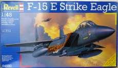 【未開封】1/48 F-15 E Strike Eagle|レベル(REVELL)