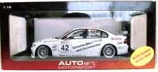 1/18 BMW 320i WTCC #42 2005|AUTOart