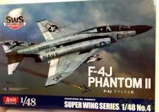 1/48 F-4J ファントムII|VOLKS