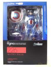 【未開封】figma キャプテン・アメリカ|MAX FACTORY