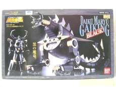 超合金魂 GX-05B ブラック大空魔竜ガイキング|BANDAI
