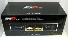 1/18 トヨタ スプリンター トレノ AE86|AUTOart