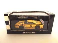 1/43 グンナーポルシェ G99 Daytona|MINICHAMPS