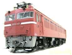 国鉄 EF81(ローズ・PS) [HO-184]|TOMIX