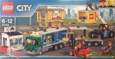 【未開封】LEGOレゴ シティ配送センターとコンテナトラック|LEGO