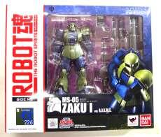 【未開封】ROBOT魂 <SIDE MS> MS-05|BANDAI