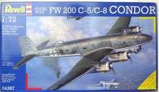 【未開封】1/72 Focke Wulf FW 200|レベル(REVELL)