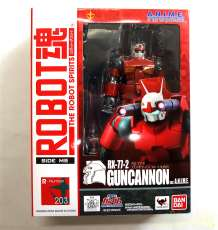 【未開封】ROBOT魂 <SIDE MS> RX-77-2|BANDAI