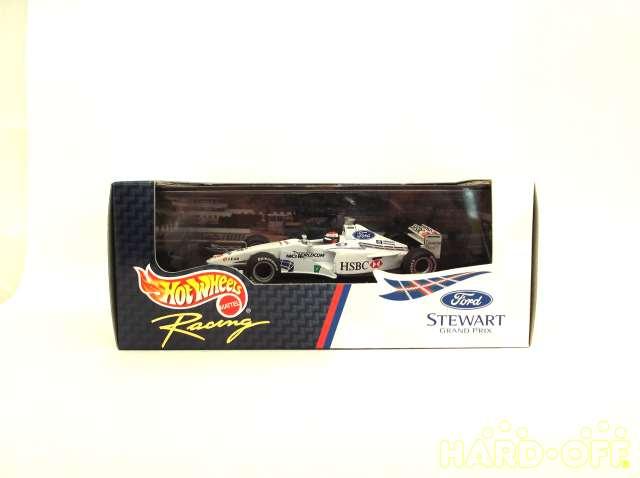 Hot Wheels Sf3 Auto Racing Car F1 Race Johnny Herbert 1999 Stewart