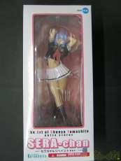 セラちゃん リペイントver(紫髪ver)|KOTOBUKIYA