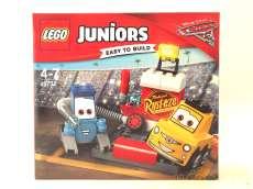 【未開封】LEGO カーズ3 「レゴ ジュニア」 10732|LEGO