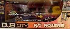 【未開封】1/12 RTR Jada R/c Rollers|その他ブランド