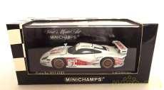 1/43 Porsche 911 GT1 British|MINICHAMPS