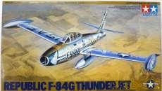 1/48 リパブリック F-84G サンダージェット|TAKARA