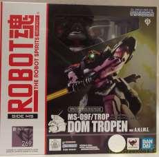 【未開封】MS-09F/TROP ドム・トローペン BANDAI