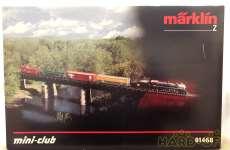 Z基本セット アメリカ・ミカドSL+貨客車4輌|MARKLIN