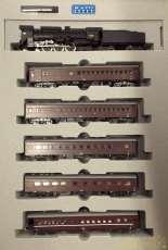 C62 スハ44系 旧特急形客車 6両セット|KATO