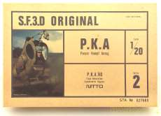 1/20 P.K.A Panzer Kampf Anzug NITTO