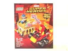 【未開封】LEGO 「レゴ スーパー・ヒーローズ」76072|LEGO