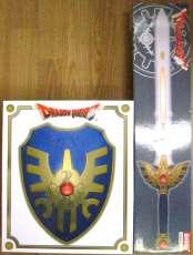 【2種セット・未開封】ロトの剣&ロトの盾 プライズ(SQUARE ENIX)