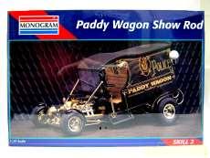 【未開封】1/24 Paddywagon Show Car MONOGRAM